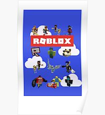 Roblox Sky Poster