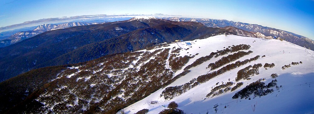 Buller Panorama by Craig Mitchell