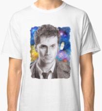 Doctor Who No.10 - David Tennant 1 Classic T-Shirt