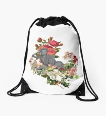 Sleepy Munroe Drawstring Bag