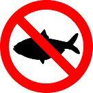 No Fish Allowed by Jaybill McCarthy