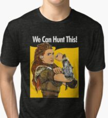 We Can Hunt This Tri-blend T-Shirt