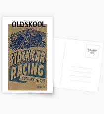 Oldskool - Lowbrow Postcards