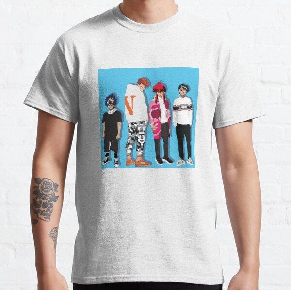 Yu Yu Gang Gang T-shirt classique