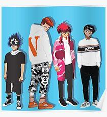 Yu Yu Gang Gang Poster