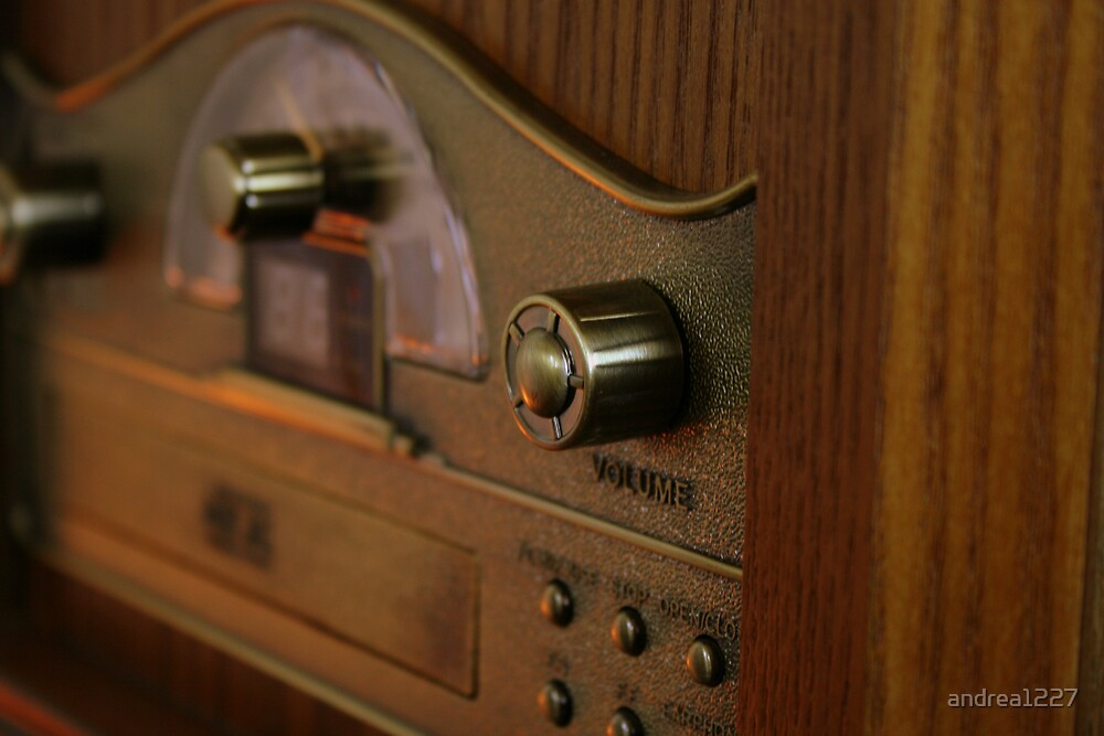 Old Time Radio by andrea1227