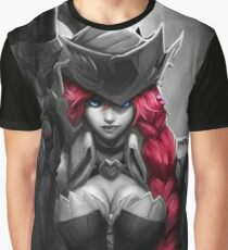 MISS FORTUNE Graphic T-Shirt