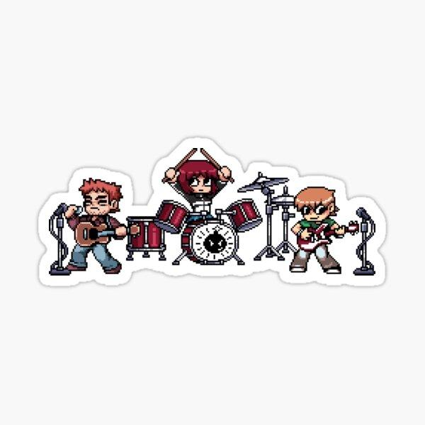 Pixel Bob-Omb Sticker