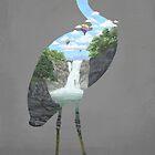 Cranescape by Fil Gouvea