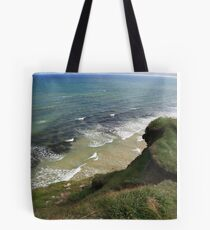 View form the Costal Path Tote Bag