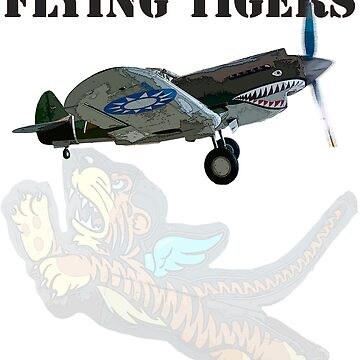 The Flying Tigers by Creativesouls