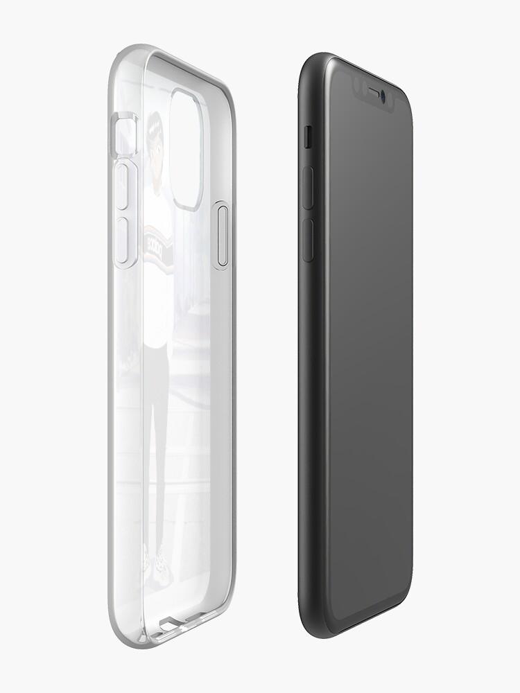 coque cdg - Coque iPhone «Yusuke», par Nasirt