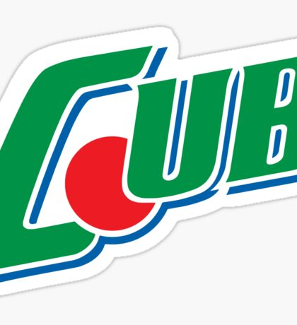 Cub UP! Sticker