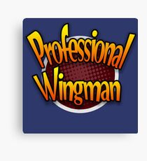 The Guy Code - Professional Wingman Canvas Print
