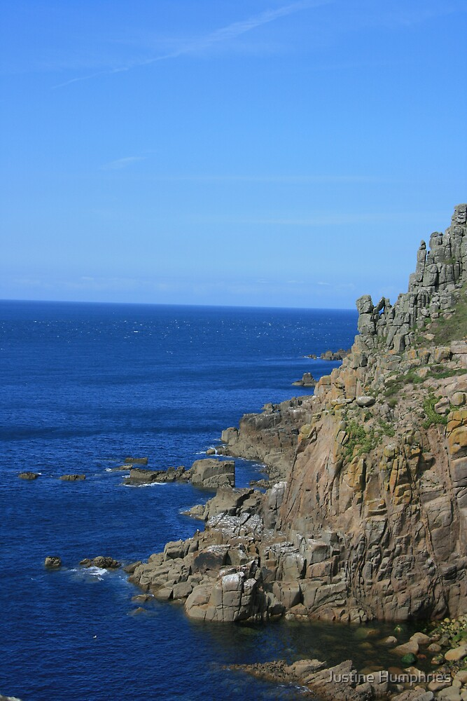 Views from Lands End IV by Justine Humphries