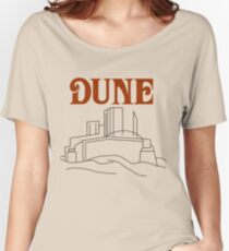 DUNE PALACE Women's Relaxed Fit T-Shirt