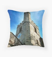 St Mary Magdalene Cobham Kent Throw Pillow