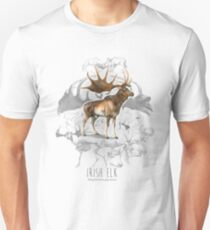 Irish Elk Unisex T-Shirt
