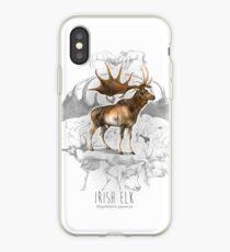 Irish Elk iPhone Case