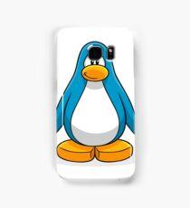 Blue Penguin Samsung Galaxy Case/Skin