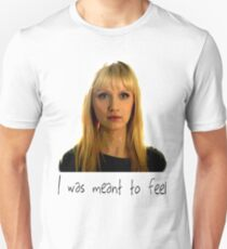 Niska was meant to feel Unisex T-Shirt