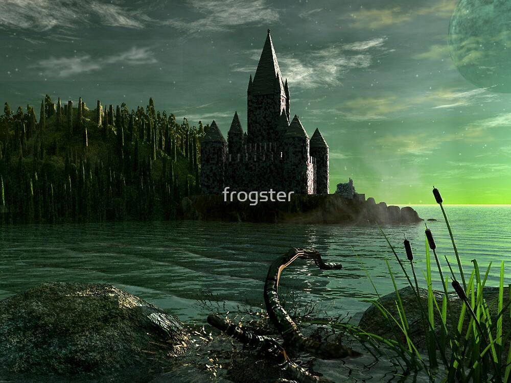 Castle Joaru by frogster