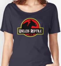Toothless - Useless Reptile Women's Relaxed Fit T-Shirt