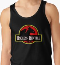 Toothless - Useless Reptile Tank Top