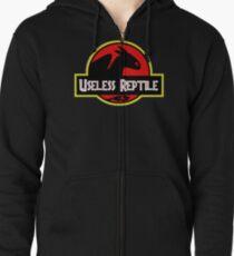 Toothless - Useless Reptile Zipped Hoodie
