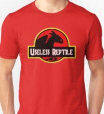 Toothless - Useless Reptile Unisex T-Shirt
