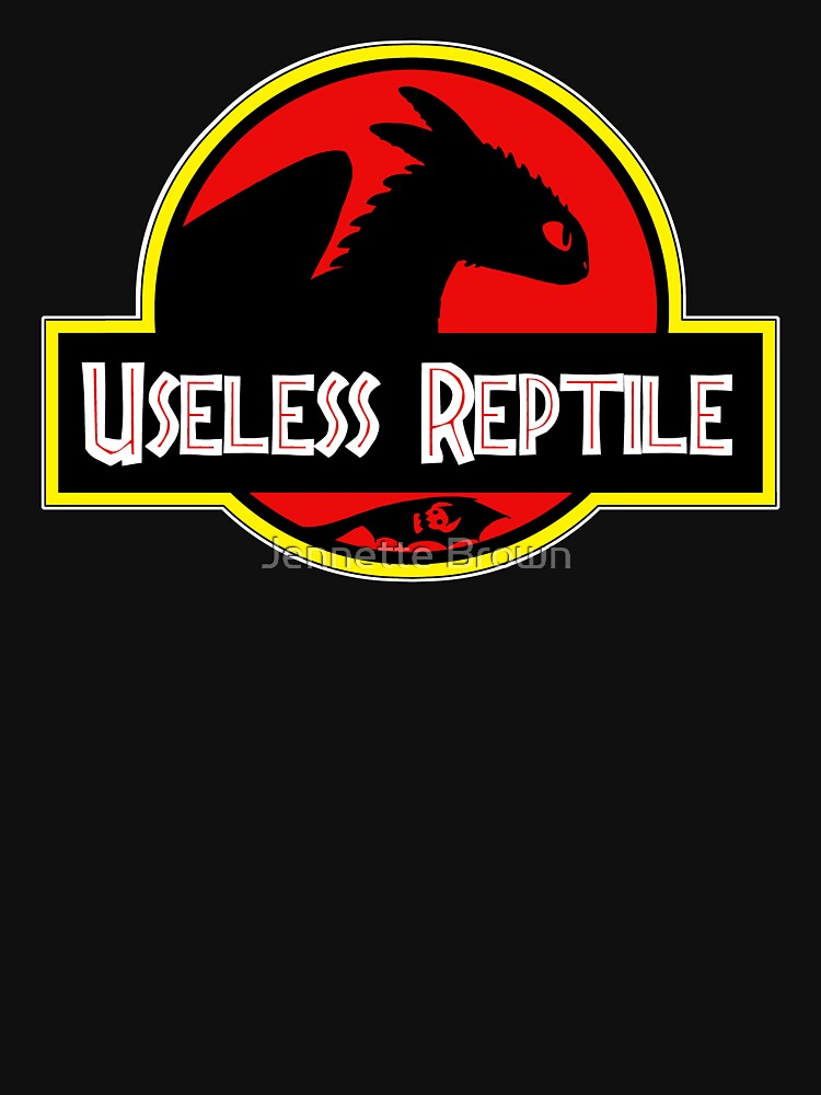 Toothless - Useless Reptile | Unisex T-Shirt