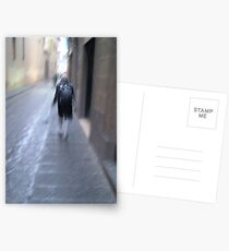 Absolute Zero Postcards