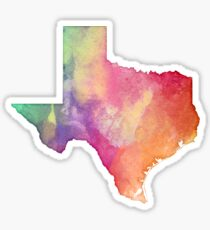 Texas Sticker