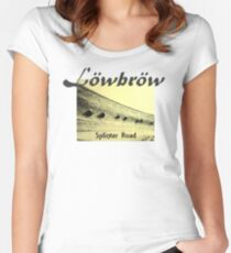 Lowbrow Splinter Road Women's Fitted Scoop T-Shirt