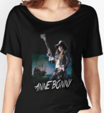 Anne Bonny Women's Relaxed Fit T-Shirt