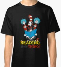 Dr Seuss Day Classic T-Shirt