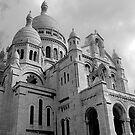 Montmarte, Paris, France by Lenarick