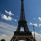 Eiffel Tower, Paris, France by Lenarick