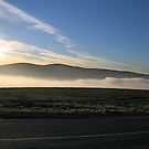 Wicklow Mountains, Ireland by Lenarick