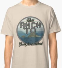 Visit Ahch-To! Classic T-Shirt