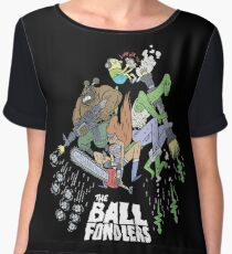Rick & Morty - The Ball Fondlers Chiffon Top