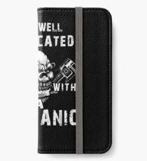Mechanic iPhone Wallet/Case/Skin
