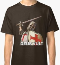 DEUS VULT Classic T-Shirt