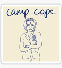 Camp Cope  Sticker