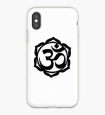 Yogi Lotus iPhone Case