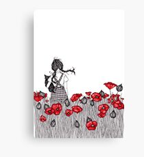 Dreaming of Oz Canvas Print