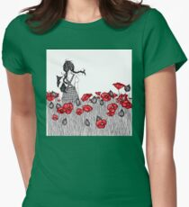 Dreaming of Oz Womens Fitted T-Shirt