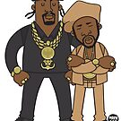 Evolution Of The B-Boy – Eric B & Rakim by Mark563