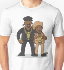 Evolution Of The B-Boy – Eric B & Rakim T-Shirt