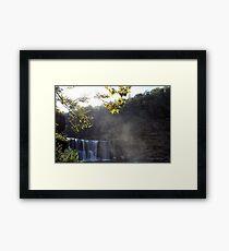 Cumberland Falls, Lower View Framed Print